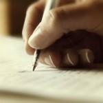 writing-in-book
